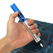 Fuse Components Solder Sucker Desoldering Pump AluminumRemoval Vacuum Soldering