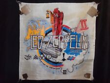 Led Zeppelin Tapestry Used – Vintage