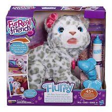 FurReal Friends Flurry, My Baby Snow Leopard Pet