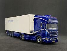 WSI Models | 10049 Sluimers Scania Topline & Fridge trailer