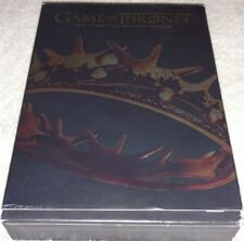 Game of Thrones complete Season 2 DVD War is Coming
