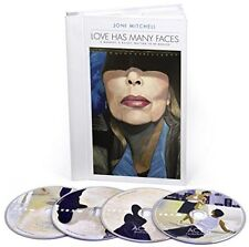 Joni Mitchell - Love Has Many Faces: A Quartet a Ballet Waiting [New CD]