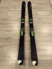 DPS Wailer 185cm skis with Look Pivot 14 Bindings