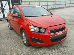 Power Brake Booster Fits 12-18 SONIC 513833