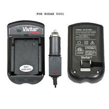 Battery Charger AC/DC FOR KODAK 5001 K5000-C
