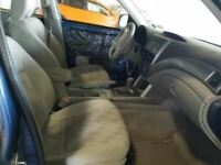 Driver Left Tail Light Fits 09-13 FORESTER 528364