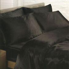 Sábanas y fundas de cama sin marca color principal negro