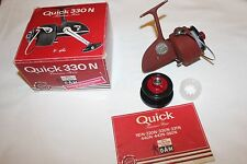 DAM QUICK-330N IM OVP-SONDERMODEL ROT-MADE IN GERMANY-Nr-575