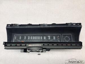 70 Chevelle 120 Mp SS Style Speedometer El Camino Monte Carlo Column Shift 71-72