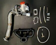 Upgraded Turbo kit for Toyota Hilux Vigo Tacoma 2.7L 4cyl Petrol 2TR-FE