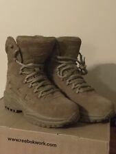 Reebok Work Rapid Response RB Men's Size 6 Women's Size 8 Military Boots