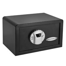 Barska Small Mini Biometric Safe w/Fingerprint Lock Home Jewelry Gun, AX11620