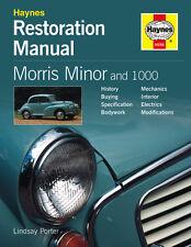 Morris Minor / 1000 Restauration Handbuch Haynes restoration manual Buch book