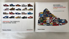 Sneakers the complete collectors et limited editions