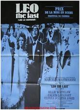 LEO THE LAST Affiche Cinéma / Movie Poster Marcello Mastroianni John Boorman