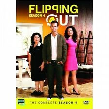 Flipping Out ~ Complete Fourth Season 4 Four ~ BRAND NEW 3-DISC DVD SET