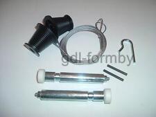 Henderson porte de garage kit de réparation porte double auvent MERLIN câbles broches