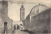 Marokko - Oujda - eine Straße Arabisch - Büro von -stab (G2916)
