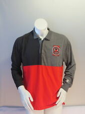 Vintage Chicago Bulls Polo Sweater - Colorblock by Starter - Men's Large