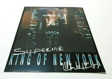 Supreme King Of New York Christopher Walken Sticker - S/S 2019 - 100% Authentic