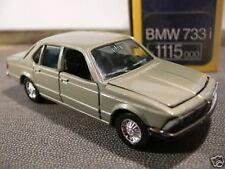 1/43 Gama BMW 733i silbergrau 81115