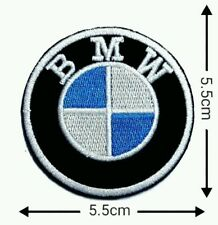 PARCHE BMW / Motorcycle Patches Logo Embroidery Iron on ,Sewing on Clothe