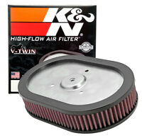 HD-0910 K&N Replacement Air Filter H/D SCREAMIN' EAGLE VENTILATOR ELEMENT (KN Po