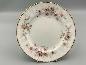 "Paragon Victoriana Rose - 8"" Dessert / Salad Plate."
