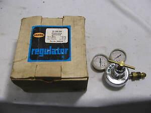 HARRIS 25-100-5880 COMPRESSED GAS REGULATOR