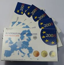 Deutschland KMS - 2008 in PP  - ADFGJ
