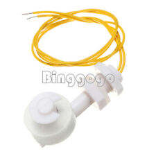 Liquid Water Level Sensor Right Angle DC 220V Float Switch für Fish Tank White