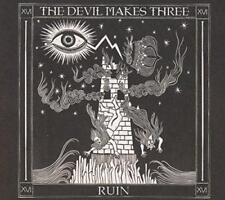 The Devil Makes Three - Redemption And Ruin (NEW CD)