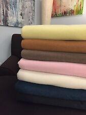 Zoeppritz Soft-Fleece Kuschel Decke 180x220 col.840 hellbraun NEU