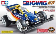 Tamiya 95308 1/32 Mini 4WD Kit Super II Chassis Jr The Bigwig RS Junior Limited