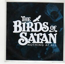 (FO865) The Birds Of Satan, Nothing At All - 2013 DJ CD