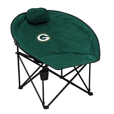 Green Bay Packers NFL Squad Folding Tailgate Chair