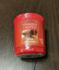 YANKEE CANDLE VOTIVE CANDLES: AFTER SLEDDING