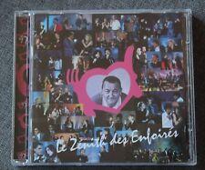 Le Zenith des enfoires 1997 - restos du coeur - Hallyday MC Solaar ect ...,  CD