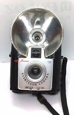 Excellent Vintage Kodak Brownie Starflash Camera 13 & 14 Model