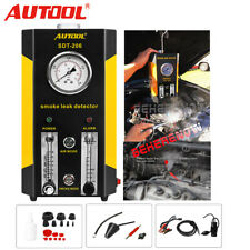 Autool 2019 SDT206 Automotive EVAP Smoke Machine Leak Detector Emissions Tester