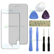 """White LCD Screen Glass Lens Replacement+Film Guard for Apple iPhone 6 4.7""""+Tools"""