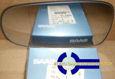 NEUF SAAB 9-3 2010-2011 N/S (gauche) Miroir rétroviseur extérieur RHD 12845635