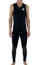2mm Men's Body Glove Front Zip Long John