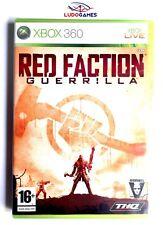 Red Faction Guerrilla Xbox 360 Nuevo Precintado Retro Sealed Brand New PAL/SPA