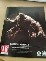 Mortal Kombat X Goro *DLC* Code PS4
