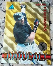 FRANK THOMAS 1994 Pinnacle Shimmer Refractor SP Limited Card White Sox 2014 HOF