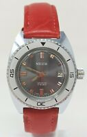 Orologio Nadir diver watch vintage anni 70 mechanical clock diving montre sub