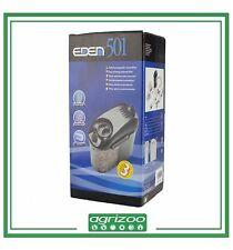 EDEN 501 Filtro Esterno Completo per Acquario Tartarughe Acqua Dolce 60 Litri