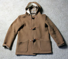 MONTGOMERY DUFFEL Coat Mens Size 40 Short  US M - L Toggle Made in England