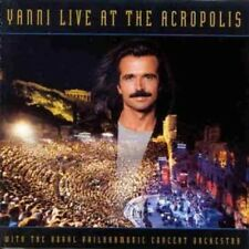 Yanni - Live at the Acropolis [New CD] Germany - Import